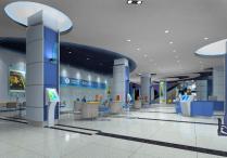 中国移动营业厅设计