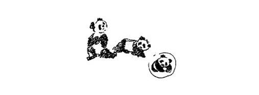 世界自然基金会标志_\
