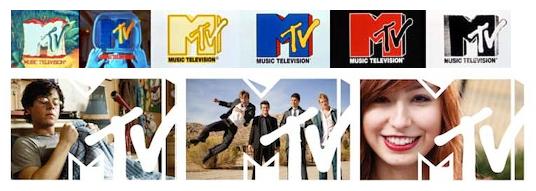 MTV Logo Refresh MTV标志设计历史 blog 音乐标志 音乐logo 电视台标志 电视台logo MTV标志设计历史 MTV标志 MTV VI MTV logo
