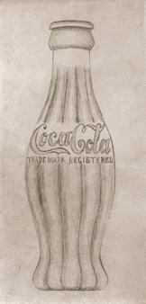 original Contour Bottle Coca-Cola