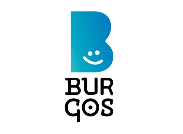 Burgo brand new 02 西班牙北部城市布尔戈斯(Burgo)形象LOGO