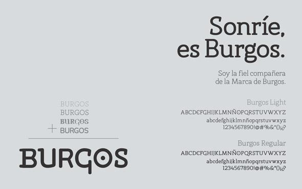 Burgo brand new 06 西班牙北部城市布尔戈斯(Burgo)形象LOGO