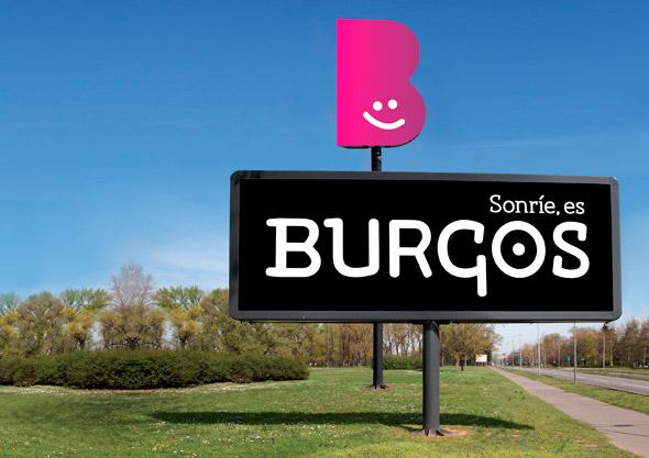 Burgo brand new 13 西班牙北部城市布尔戈斯(Burgo)形象LOGO