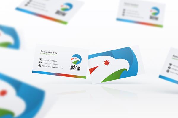首届欧洲运动会视觉识别设计