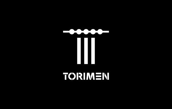 香港Torimen日式串烧拉面餐厅品牌形象设计
