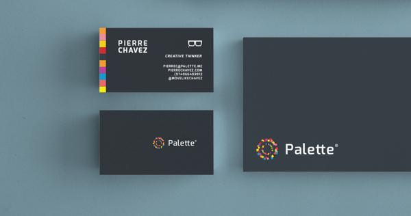 品牌形象设计:Palette