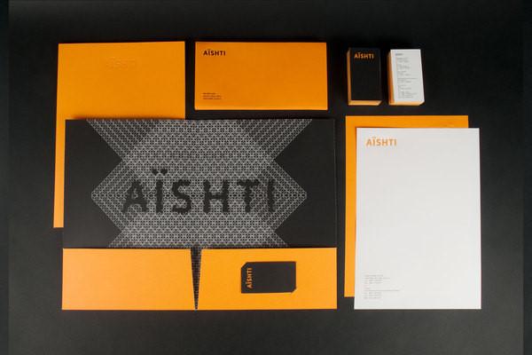 品牌设计欣赏:Aishti