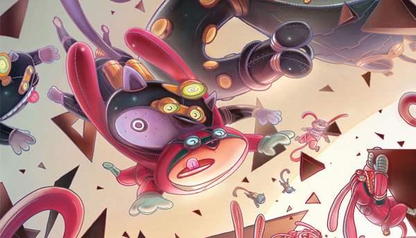 品牌设计欣赏:动画制作公司Platige Image