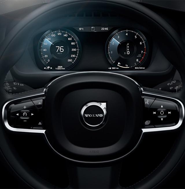 沃尔沃(Volvo)新LOGO