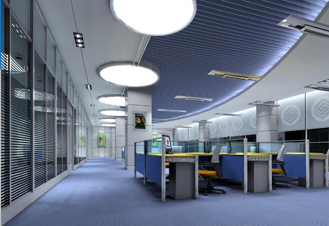中国移动营业厅设计-深圳优为形象机构-海南广告公司